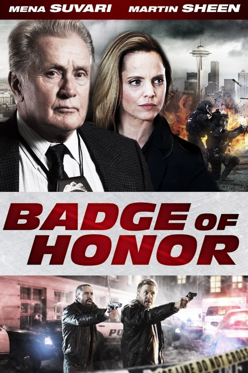 badge of honor cover image