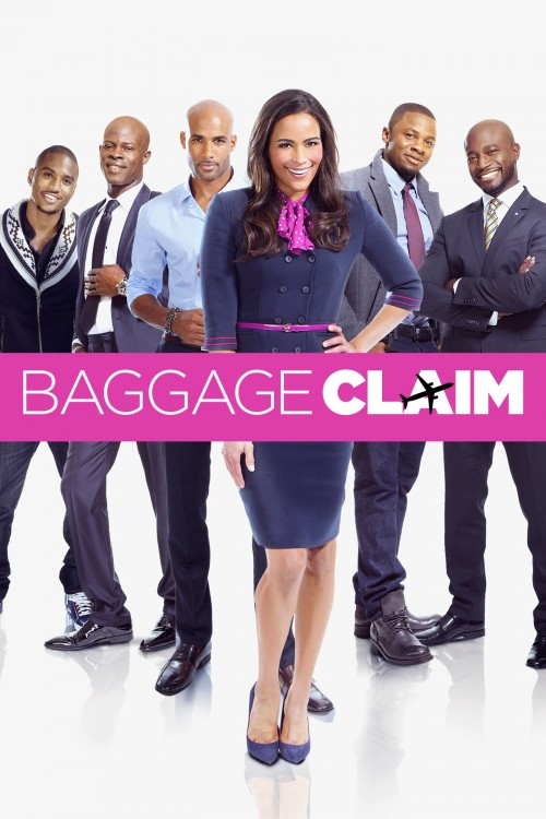 baggage claim cover image