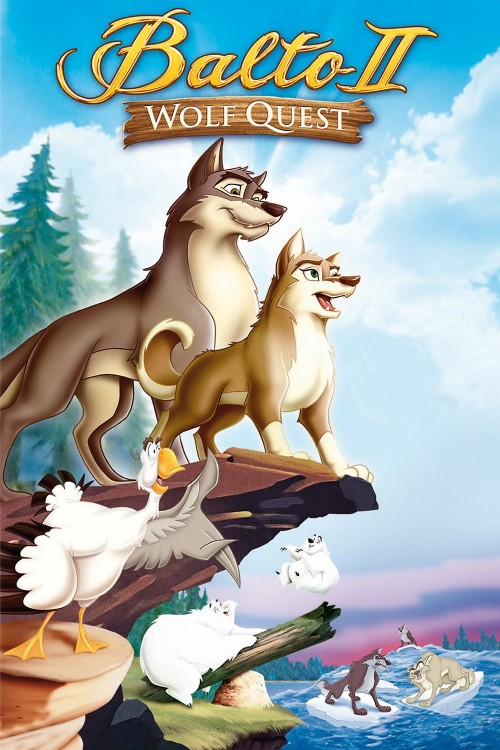 balto: wolf quest cover image