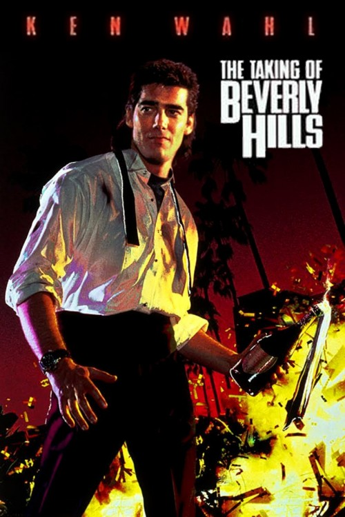 the taking of beverly hills cover image