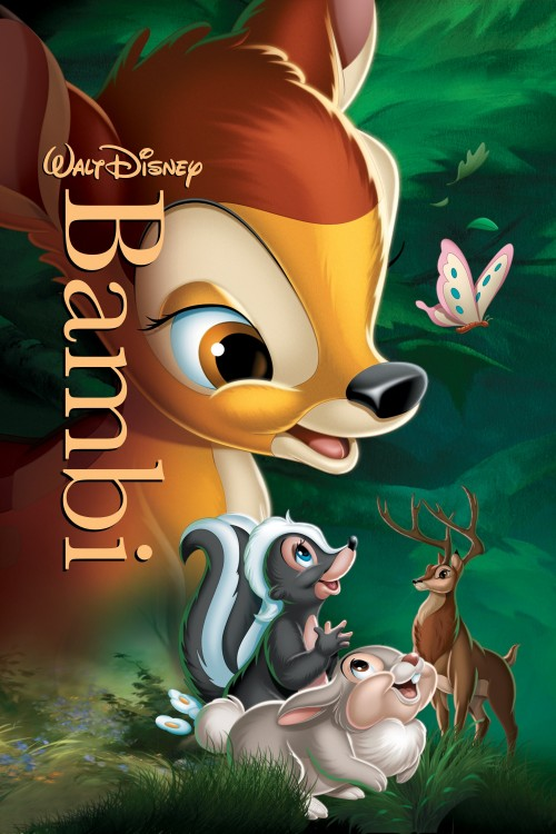 bambi cover image