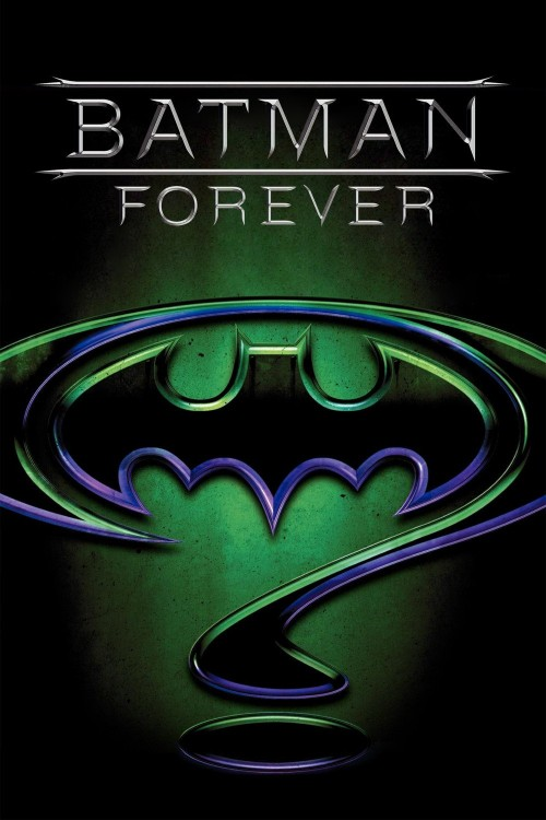 batman forever cover image