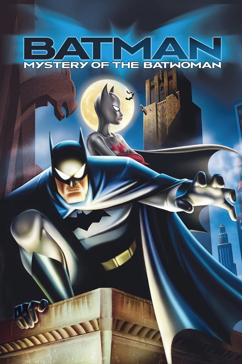 batman: mystery of the batwoman cover image