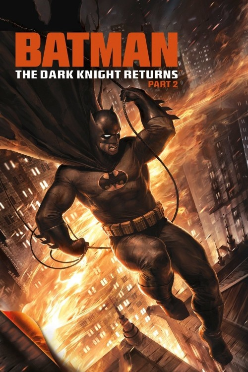 batman: the dark knight returns, part 2 cover image
