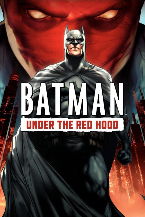 batman: under the red hood cover image