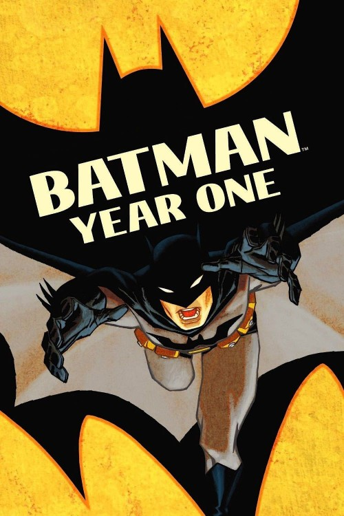 batman: year one cover image