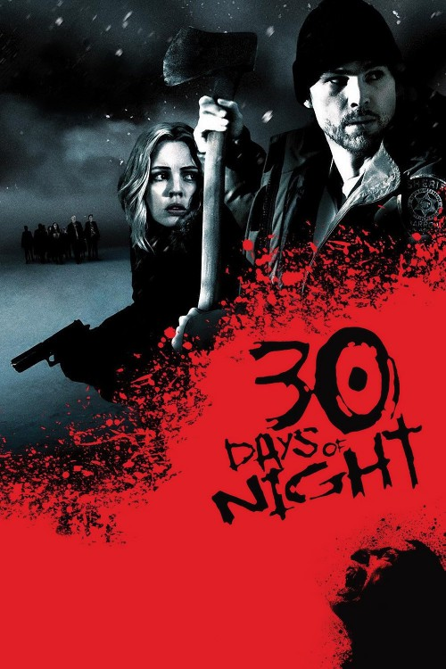 30 days of night cover image