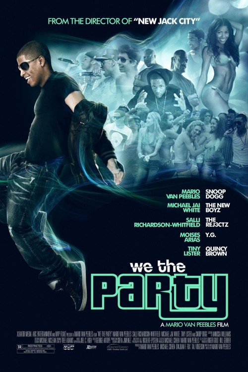 we the party cover image