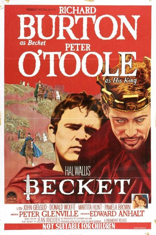 becket cover image
