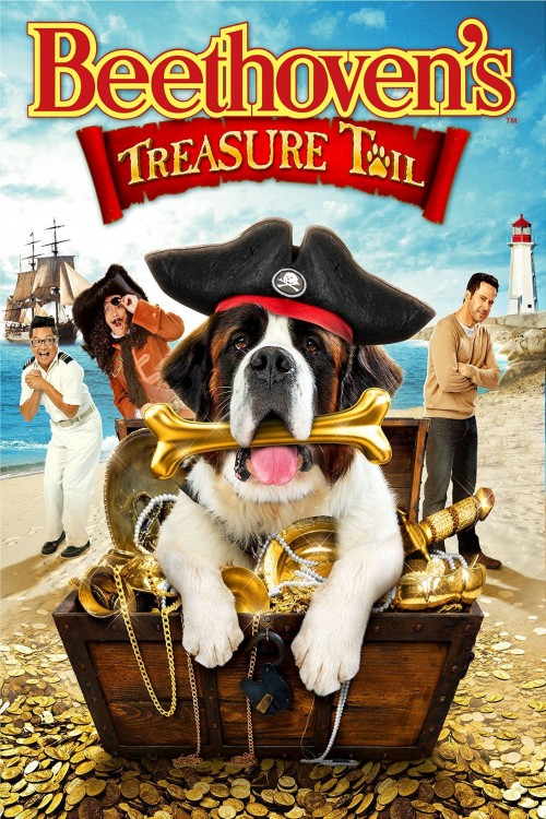 beethoven's treasure tail cover image