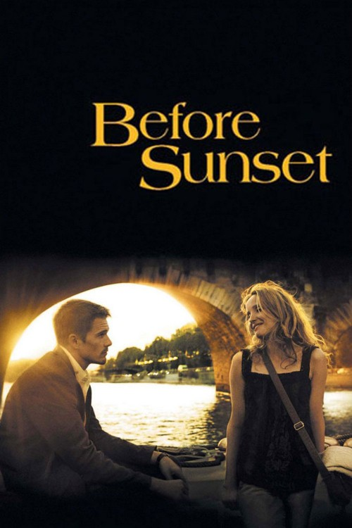 before sunset cover image