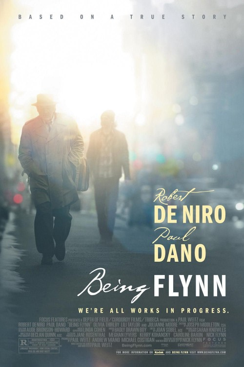 being flynn cover image
