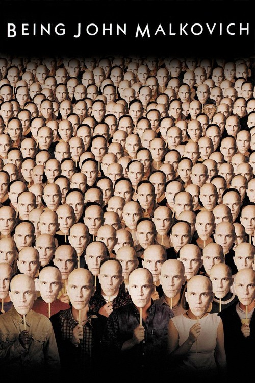being john malkovich cover image