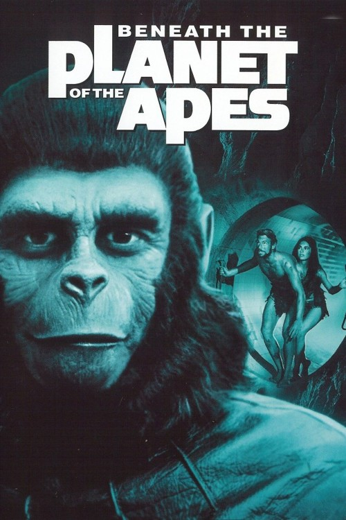 beneath the planet of the apes cover image