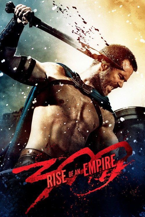 300: rise of an empire cover image