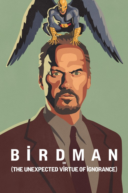 birdman or cover image