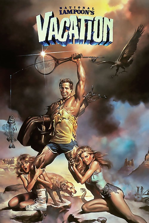 National Lampoon's Vacation Movie Trailer