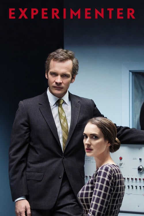 experimenter cover image