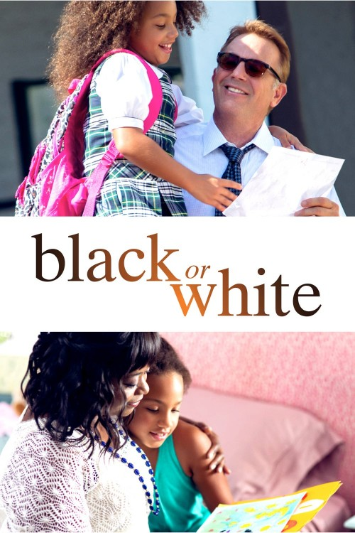 black or white cover image