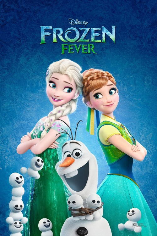 frozen fever cover image