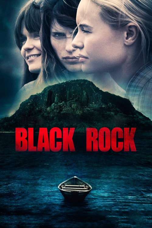 black rock cover image