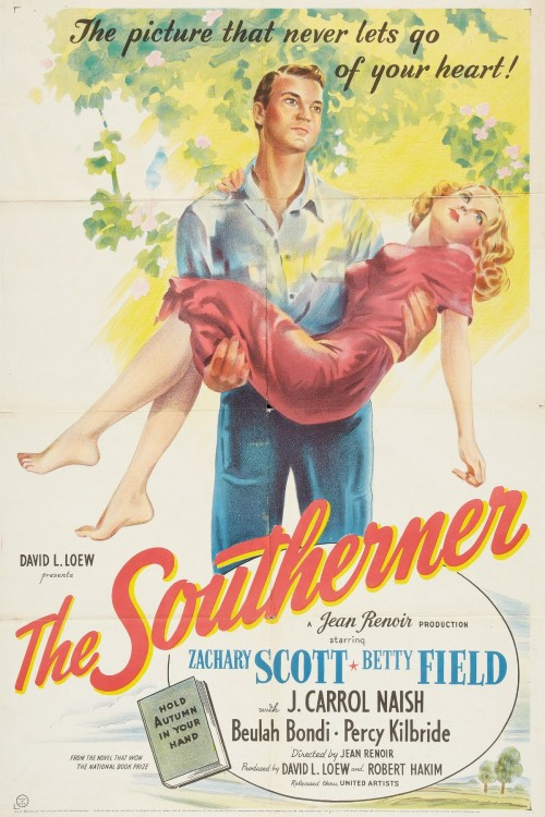 the southerner cover image