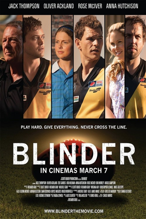 blinder cover image