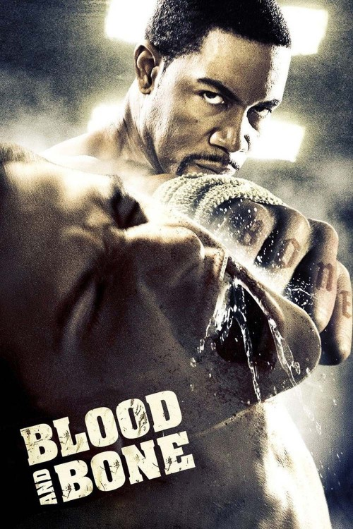 blood and bone cover image