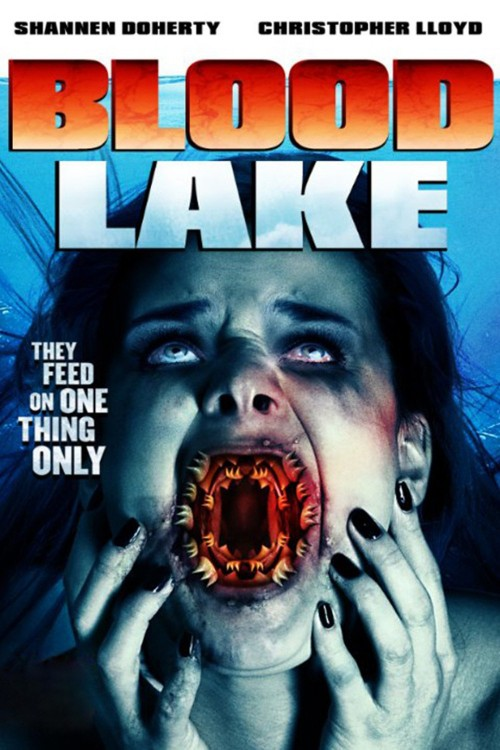 blood lake: attack of the killer lampreys cover image