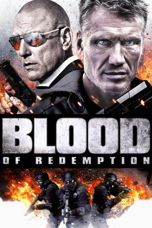 blood of redemption cover image