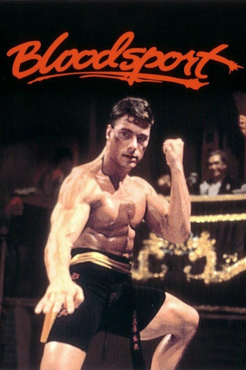 bloodsport cover image