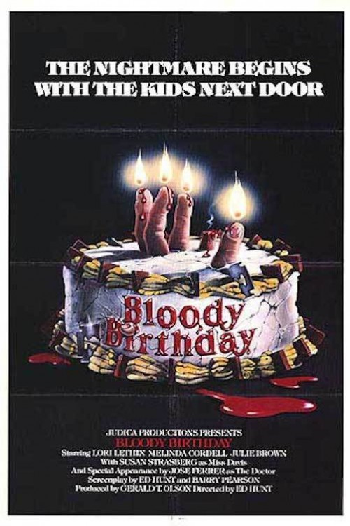 bloody birthday cover image