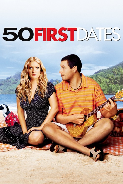 50 first dates cover image