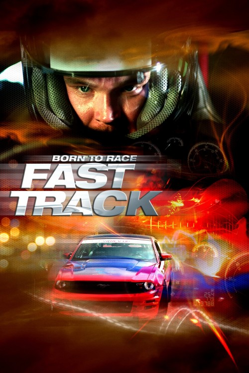 born to race: fast track cover image