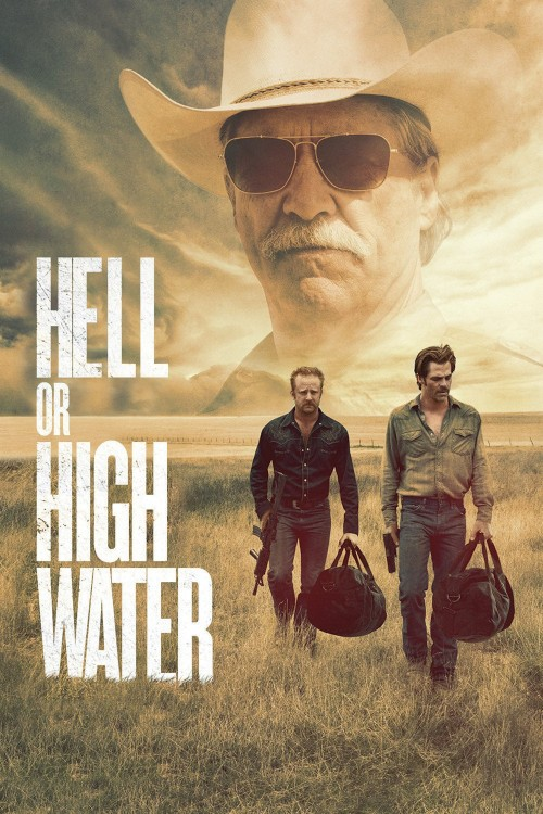 hell or high water cover image