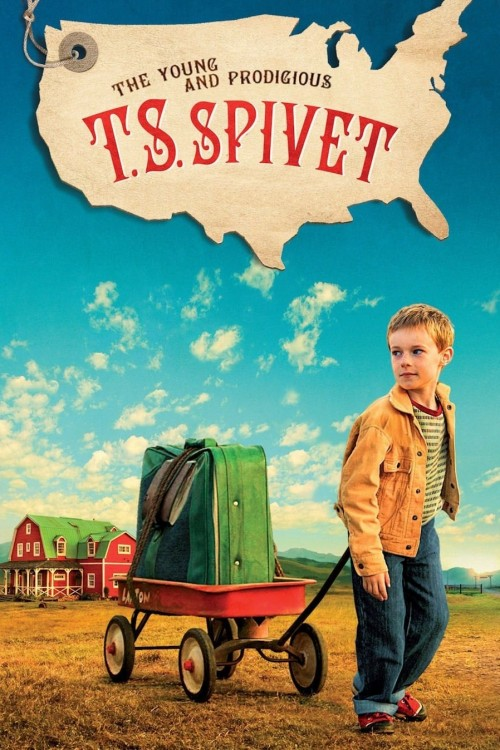 the young and prodigious t.s. spivet cover image