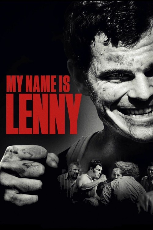 my name is lenny cover image