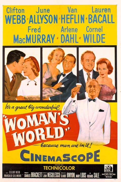woman's world cover image