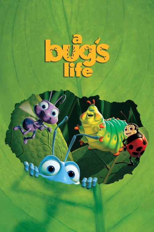 a bug's life cover image
