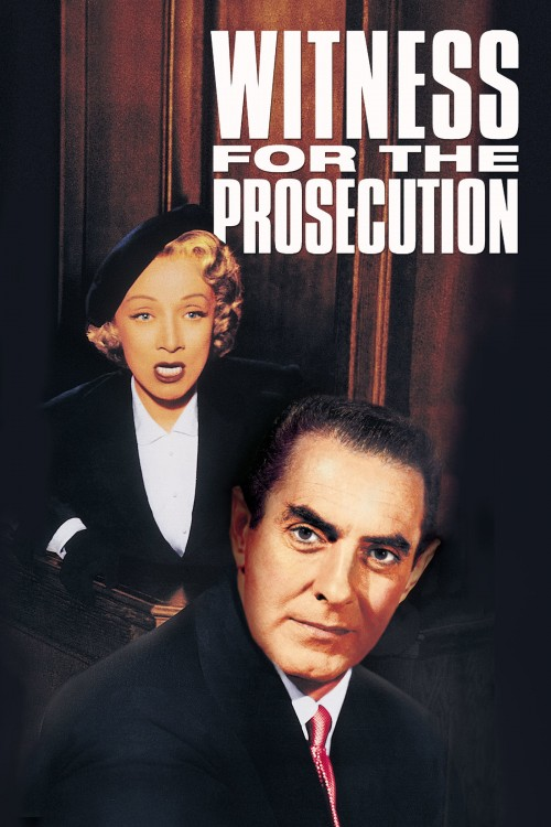 witness for the prosecution cover image