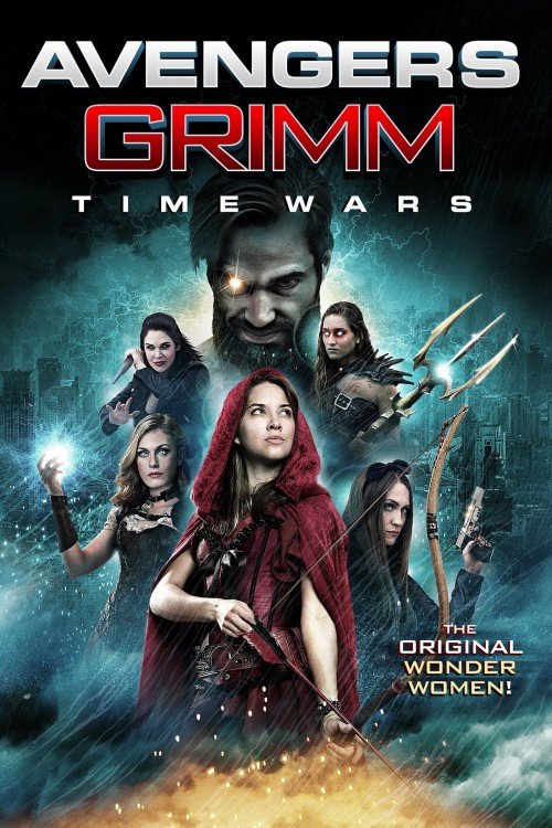 avengers grimm: time wars cover image