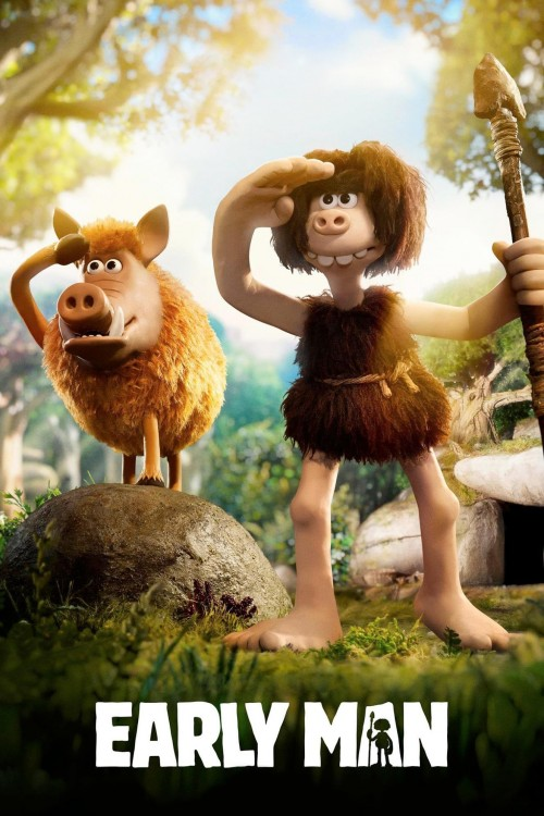 early man cover image