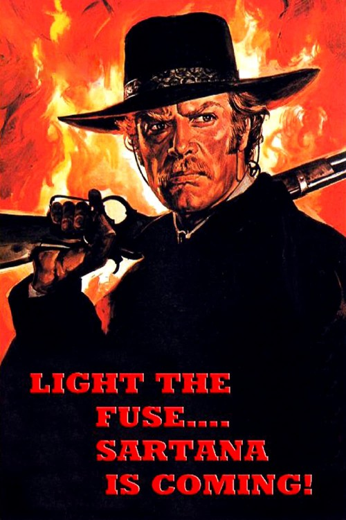 Light The Fuse    Sartana Is Coming Movie Trailer