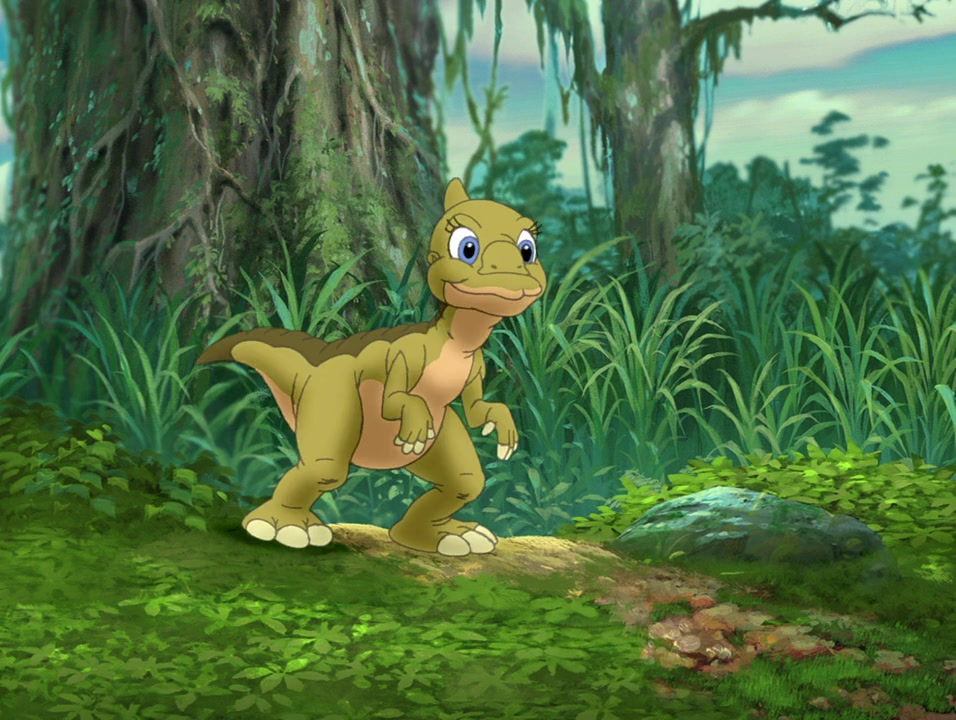 Bunny Movie » Movie » The Land Before Time X: The Great