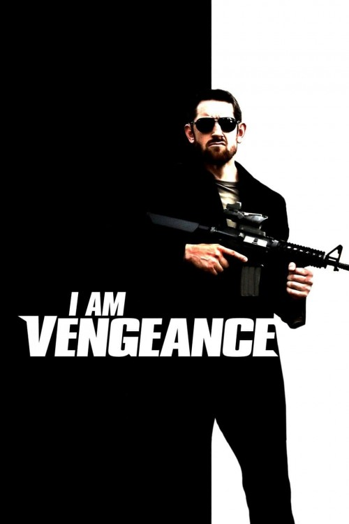 i am vengeance cover image