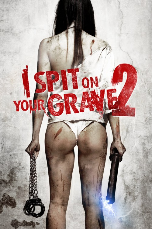 i spit on your grave 2 cover image