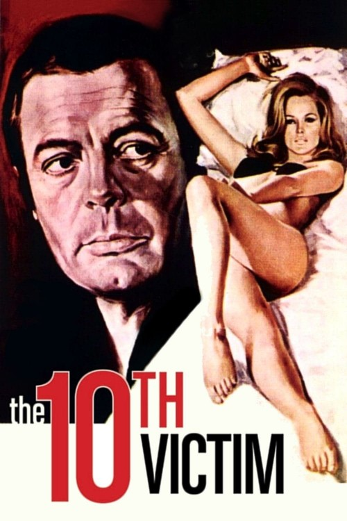 the 10th victim cover image