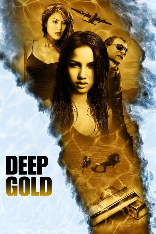 deep gold 3d cover image