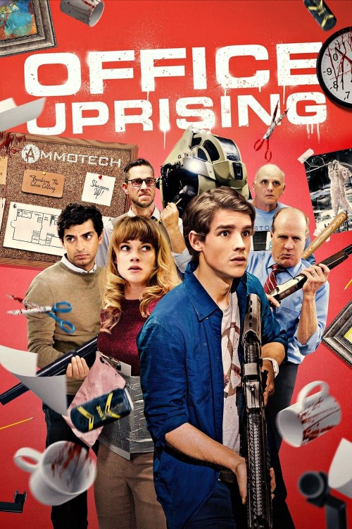 office uprising cover image