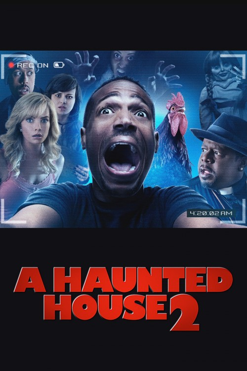 a haunted house 2 cover image
